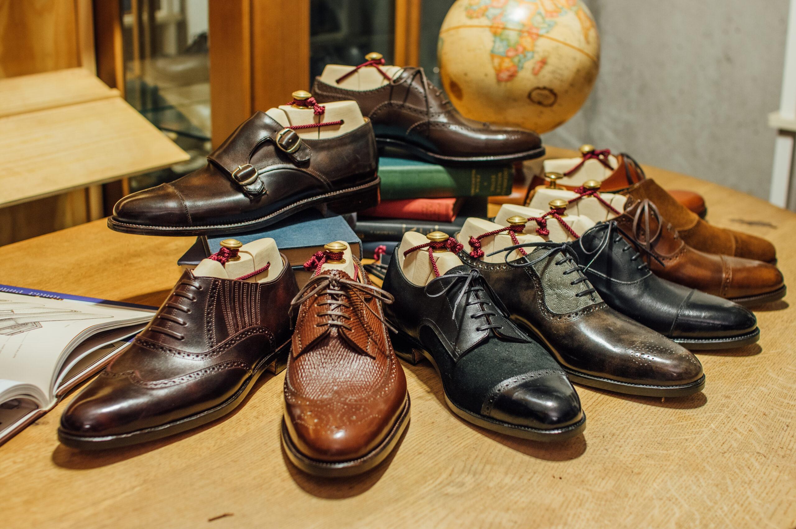 bespoke shoes  ビスポークシューズ